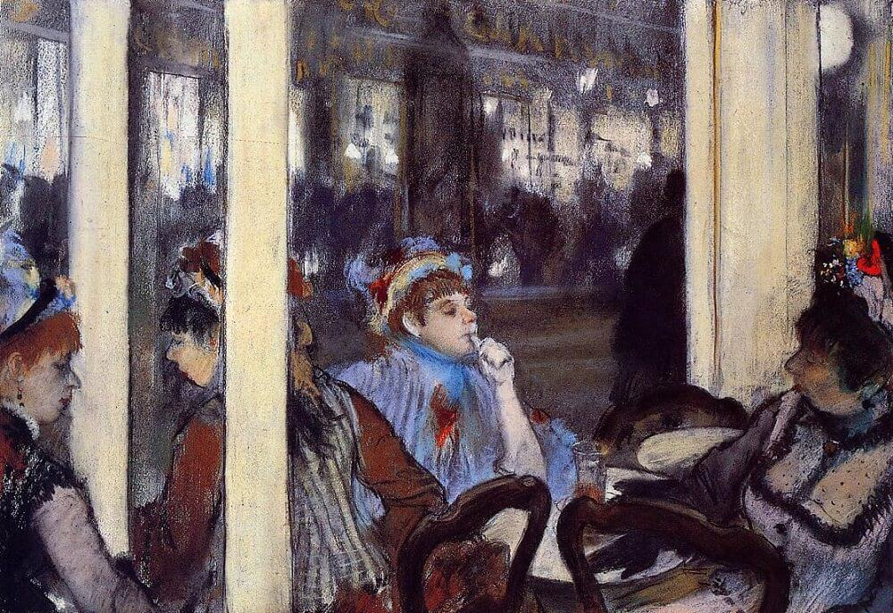 http://www.edgar-degas.net/images/paintings/women-in-front-of-a-cafe.jpg